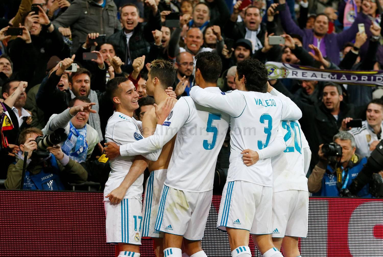 Notas Real Madrid 1-3 Real Madrid