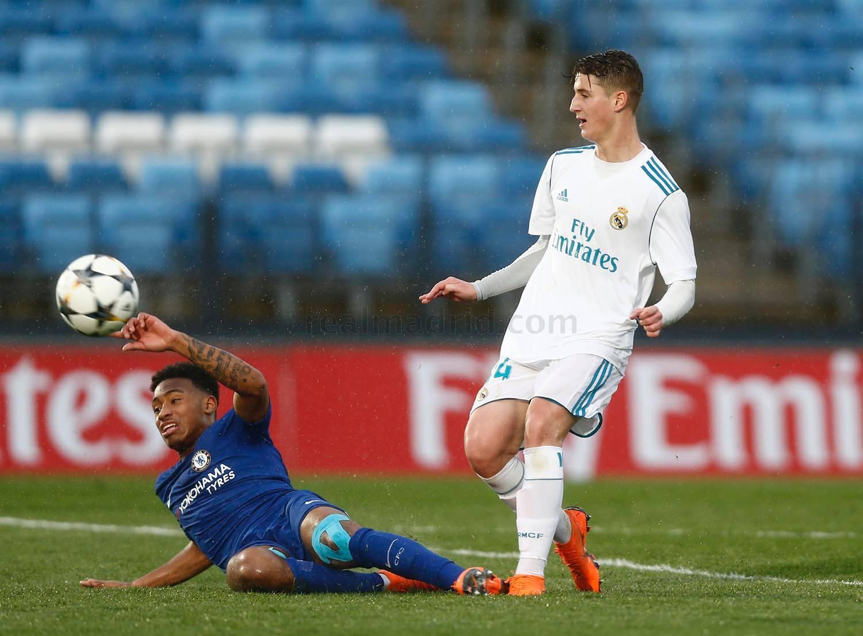 Real Madrid 2-4 Chelsea
