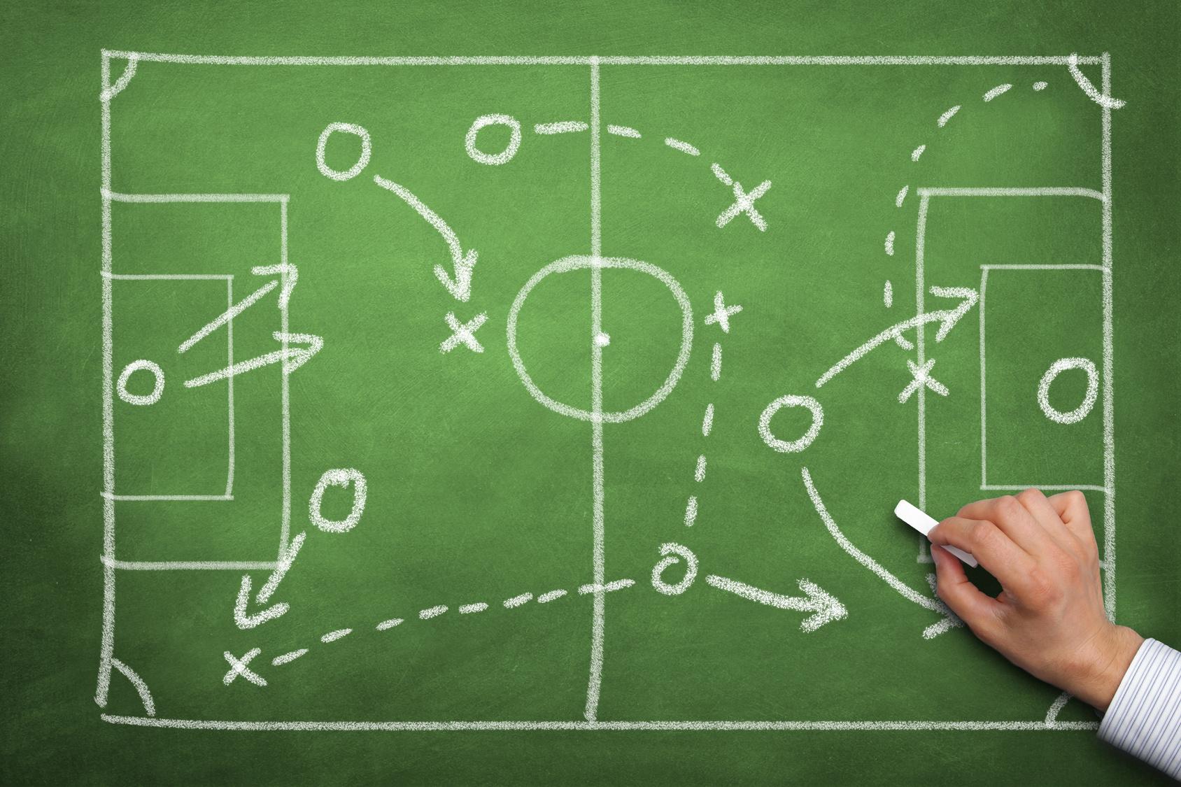 Analisis táctico Real Madrid 3 - 0 Leganés