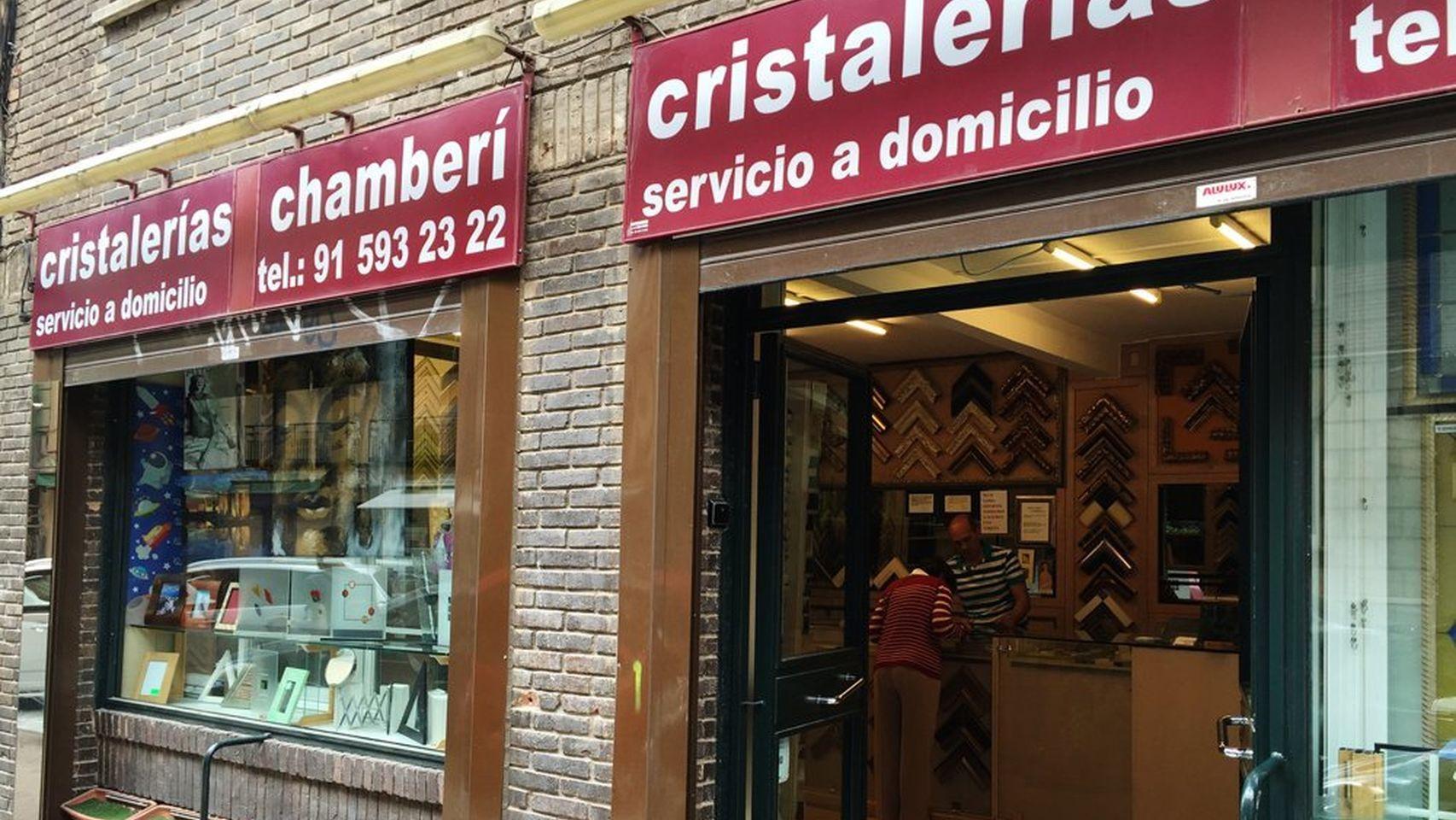 Cristalerías Chamberí