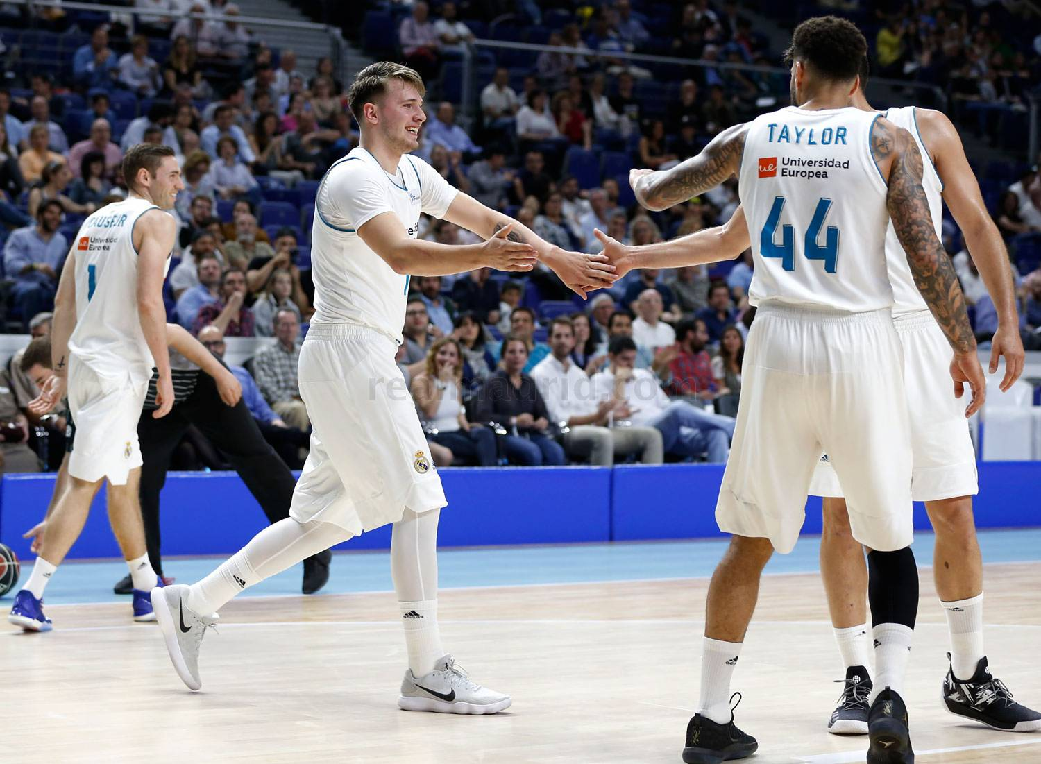 Crónica Real Madrid 104-89 Betis