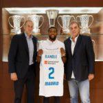 Chasson Randle ficha por el Real Madrid de baloncesto
