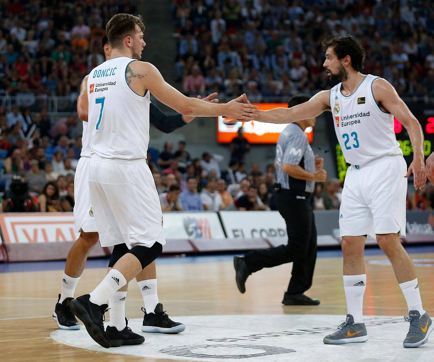 Baskonia 78-83 Real Madrid