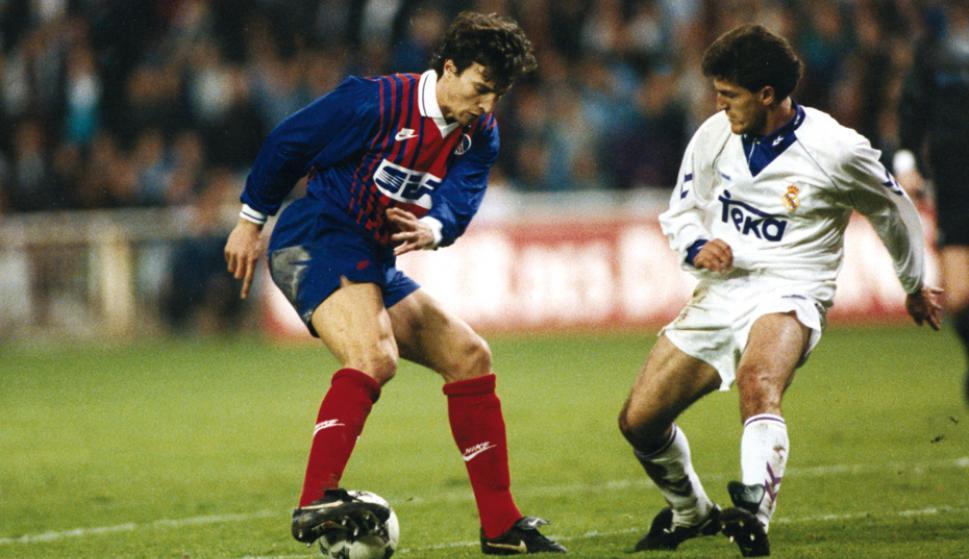 Real Madrid-PSG a lo largo de la historia