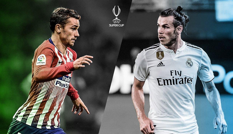 Previa Real Madrid-Atlético de Madrid | Supercopa de Europa 2018