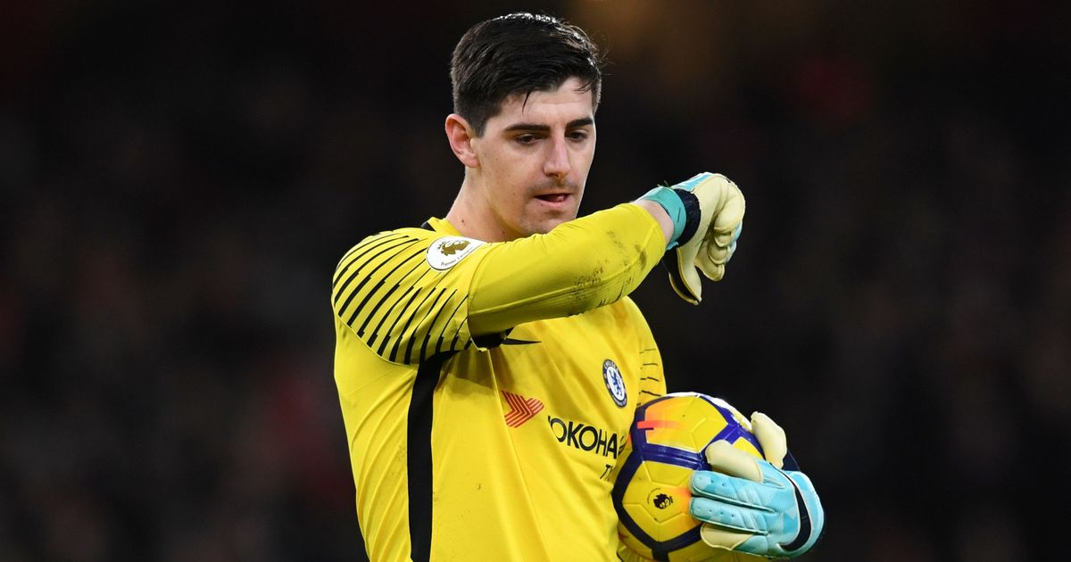 Courtois ficha por el Real Madrid