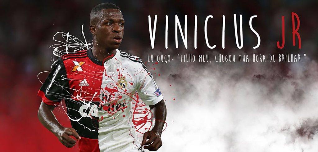 Vinícius se despide del Flamengo