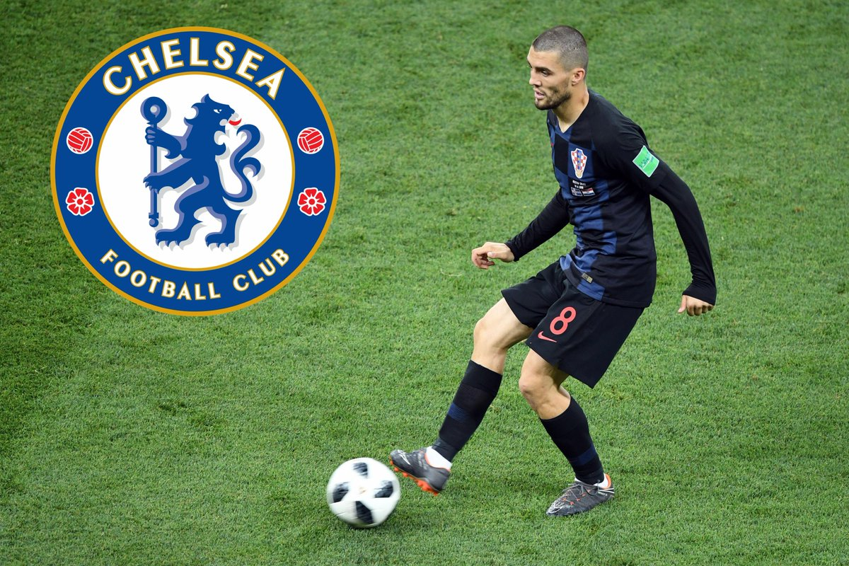 Mateo Kovacic cedido al Chelsea