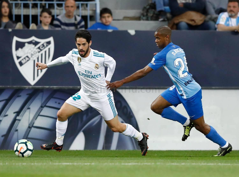 Notas Málaga 1-2 Real Madrid