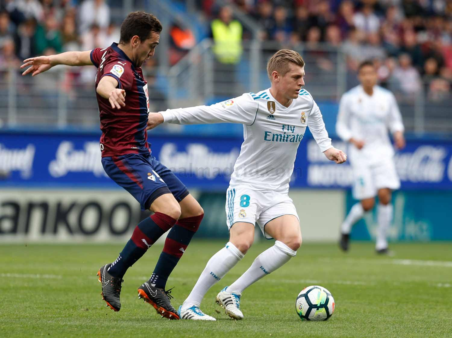 Podcast Eibar 1-2 Real Madrid
