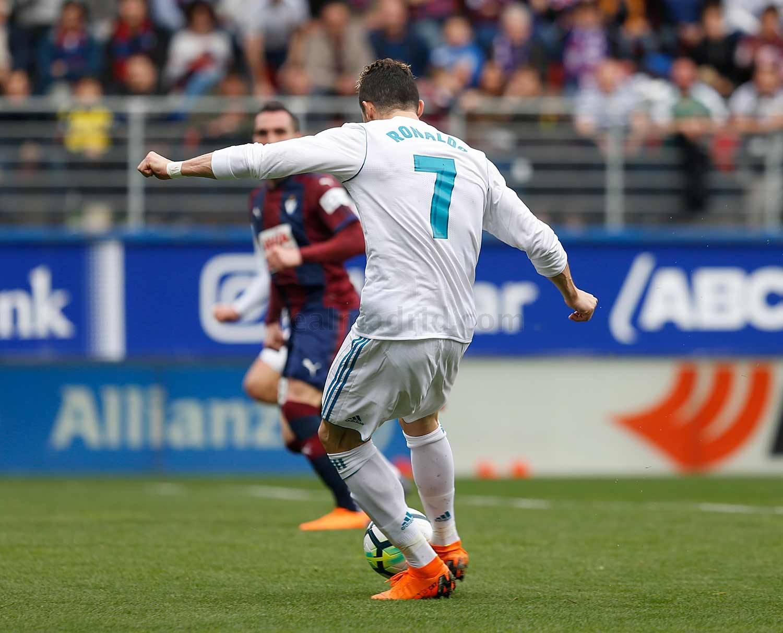 Crónica Eibar 1-2 Real Madrid