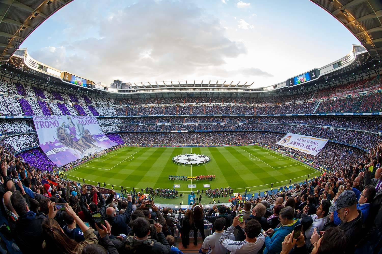 17 Copas de Europa en Kiev