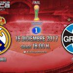 Podcast Madridista Especial 16/12/17 'Previa: Real Madrid – Gremio'   Final Mundial de Clubes