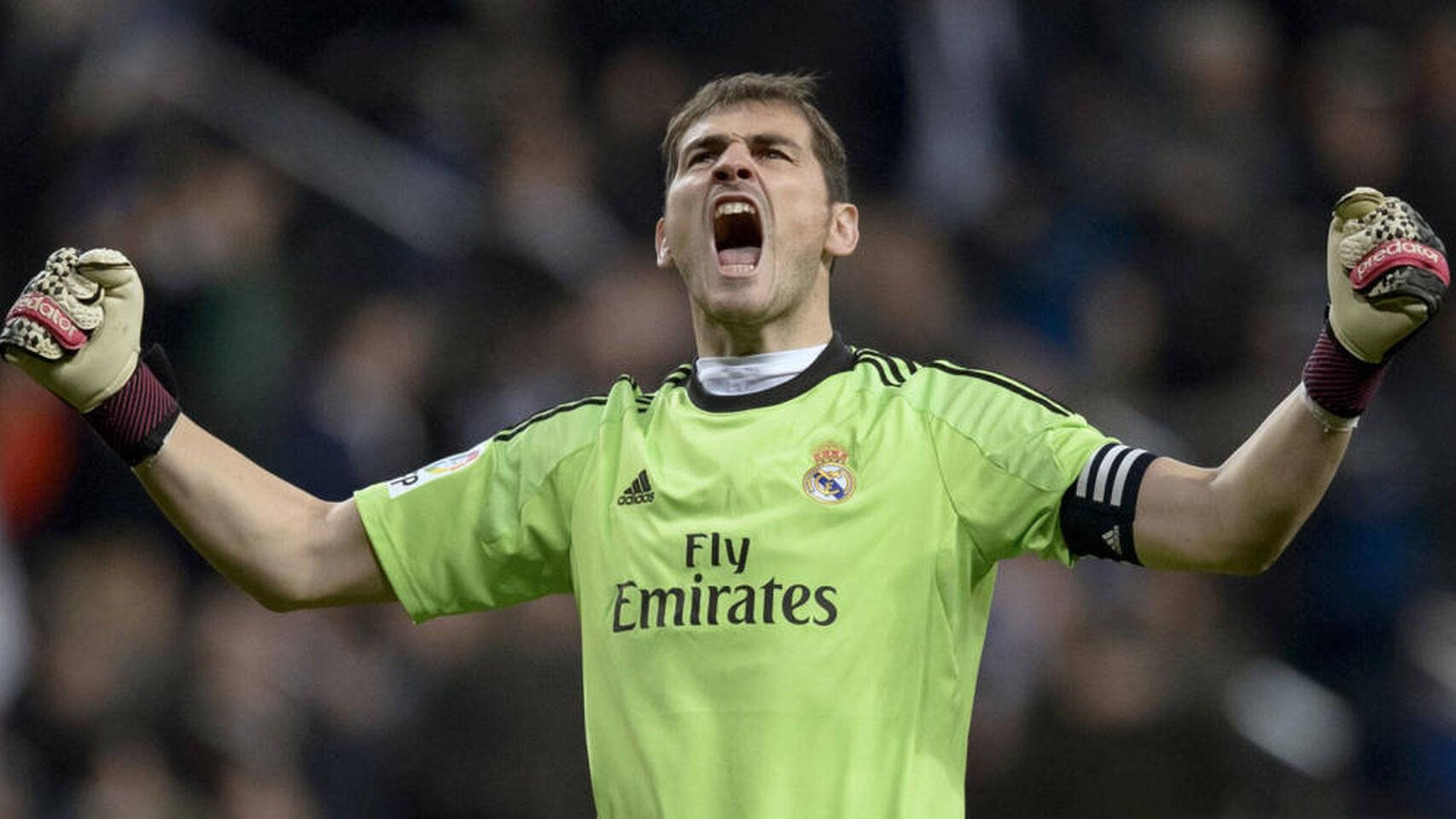 OFICIAL: Iker Casillas, nuevo Adjunto a la Dirección General de la  Fundación Real Madrid