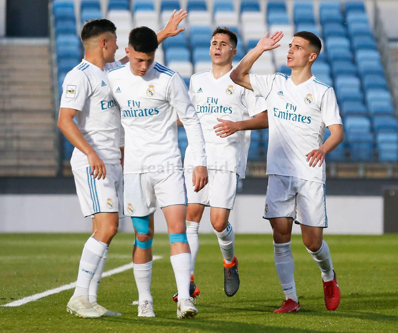 Real Madrid Castilla 3-0 Racing de Ferrol