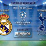 Podcast Especial 17/10/17 ' The Previa: Real Madrid – Tottenham' | Jornada 03 Champions League