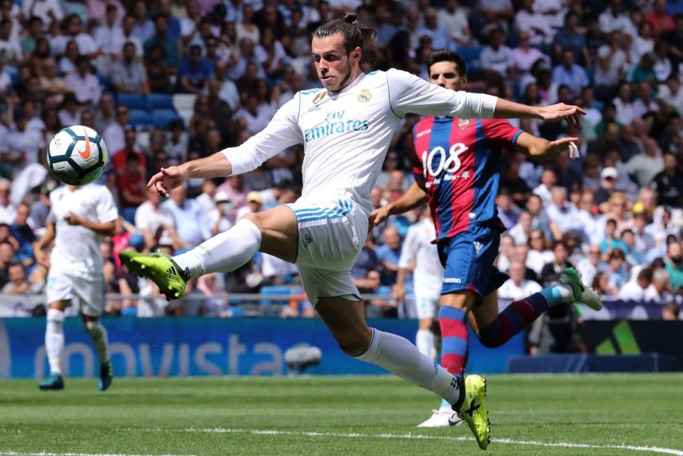 Bale tampoco tuvo su día de cara al gol | Real Madrid 1-1 Levante