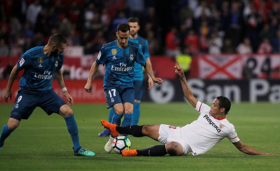 Notas Sevilla-Real Madrid
