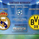 Podcast Especial 06/12/17 'Previa: Real Madrid – Borussia Dortmund'   Jornada 06 Champions League